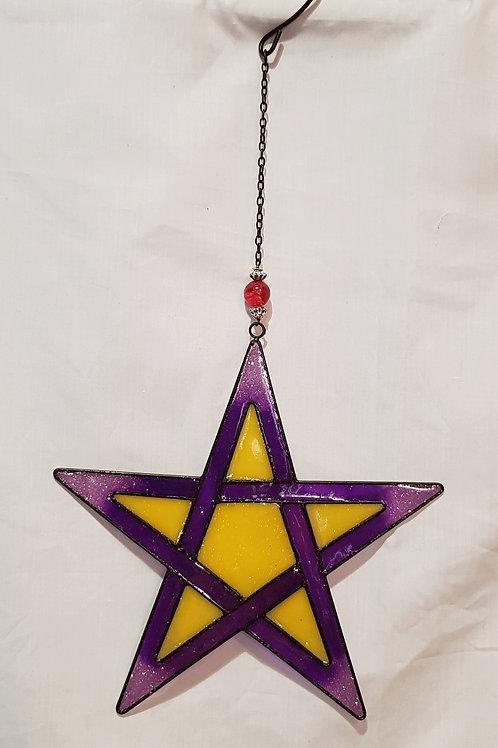 Light Catcher Pentagram