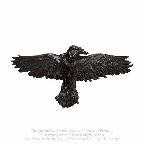 Alchemy Raven Hairgrip