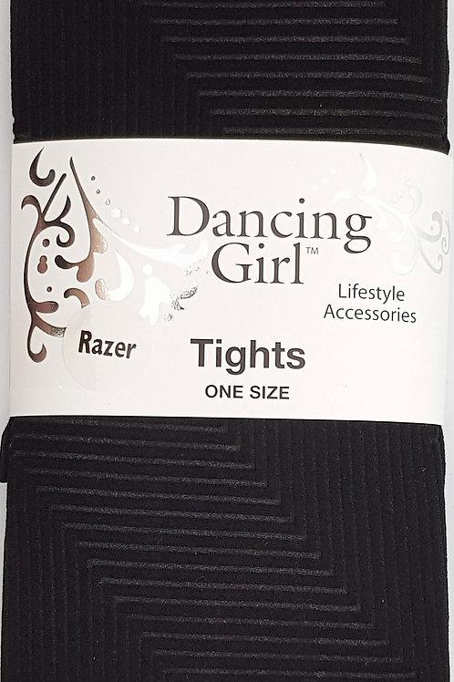 Dancing Girl Razer Tights