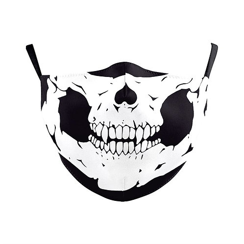 Facemask Classic Skull