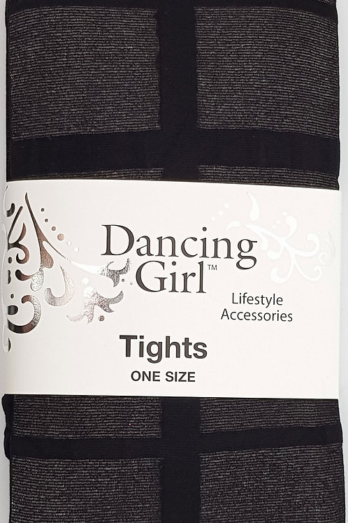 Dancing Girl Lines Tights