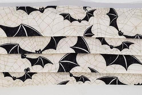 Bats Folded Mask
