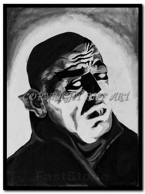 Klaus Kinskis Nosteratu Print