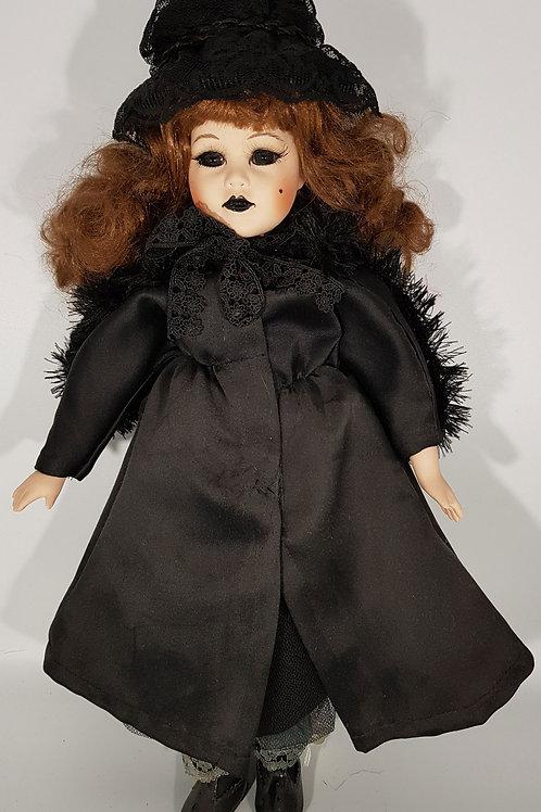 Gothic Victorian Doll