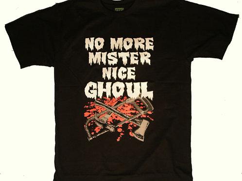 Kreepsville  No More Mr Nice Ghoul Tee