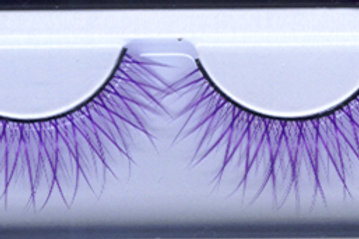 La Beaute Purple Lashes