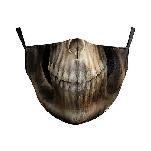 Facemask Gothic Skull