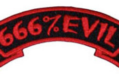 666% Evil Arch Patch
