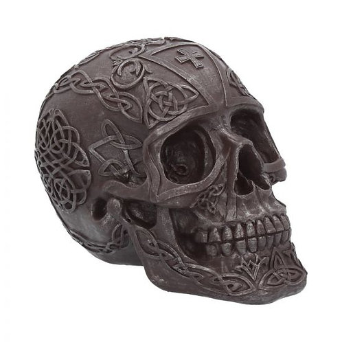 Nemesis Celtic Iron Skull