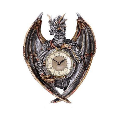 Nemesis Draco Horologium Clock