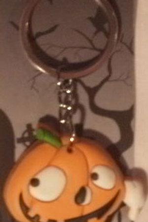 Peter Pumpkin Flexi Keyring
