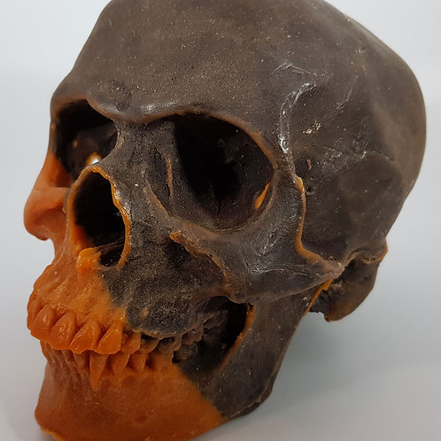 Skull Candle Black/Orange