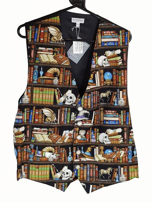 Hand Made Waistcoat Bookshelf