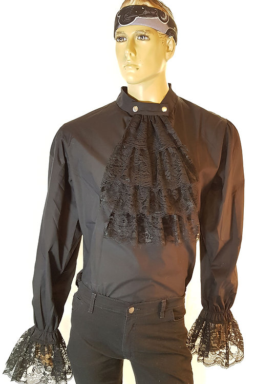 Dandy Cotton Frill Shirt