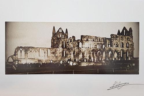 Whitby Abbey Print