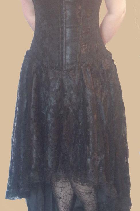 """Divine Corset Top Dress Size 24"""""""