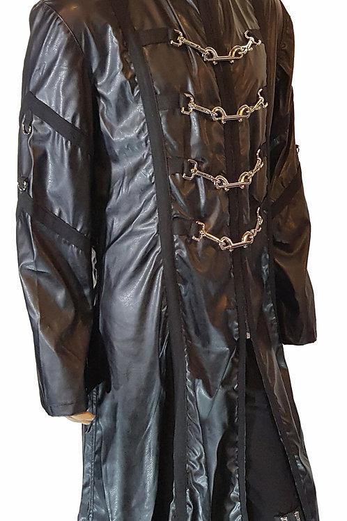 Clip Hide Coat
