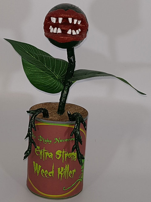 Bloomin' Horrors Extra Strong Weed Killer Tin 2 Branches
