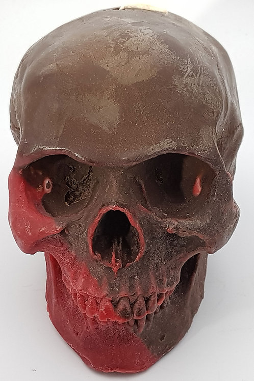 Skull Candle Black &  Red