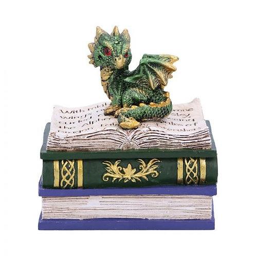 Nemesis Dragonling Diaries (Green)