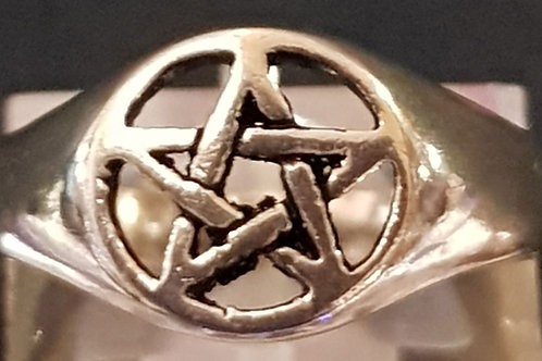 Pentacle Ring 10mm