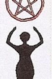 PWD02 Fertility Symbol  Window Sticker