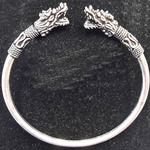 Dragon Head Bangle