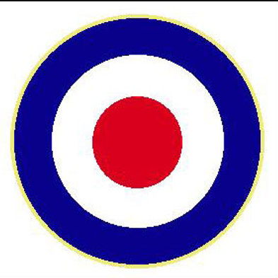 USR03 Target Window Sticker
