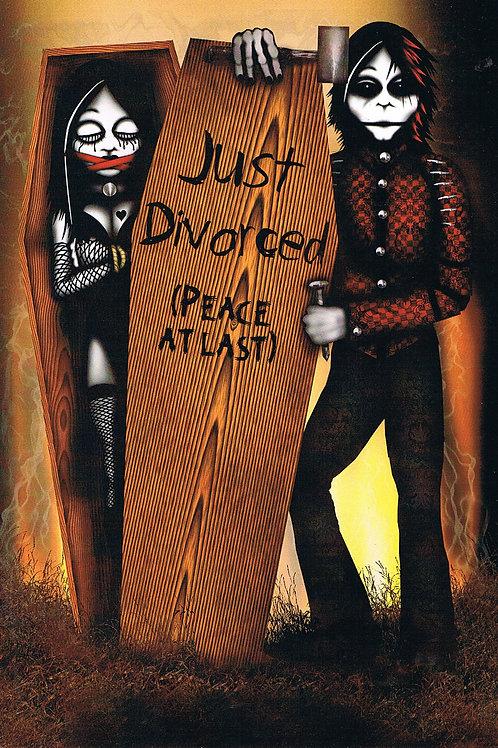 just Divorced Card