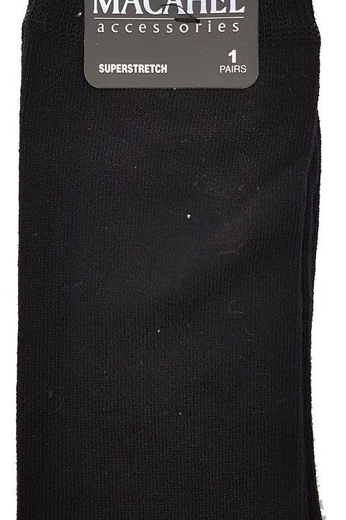 Mens Black Socks 6-11