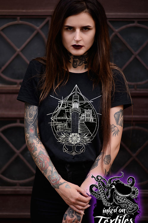 Whitby Tattoo Teeshirt