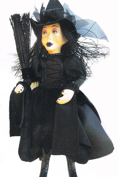 Pendle Witch Zara 50cm