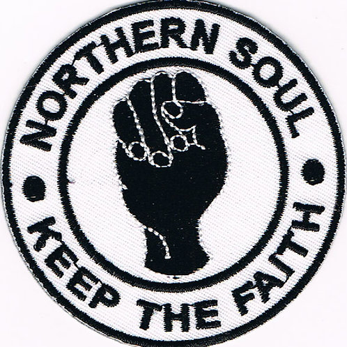 Northern Soul  Keep The Faith Patch