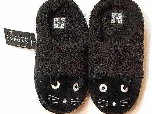 TUK Kitty Slippers Medium