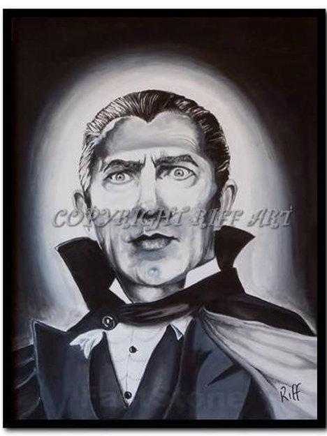 Dracula Print