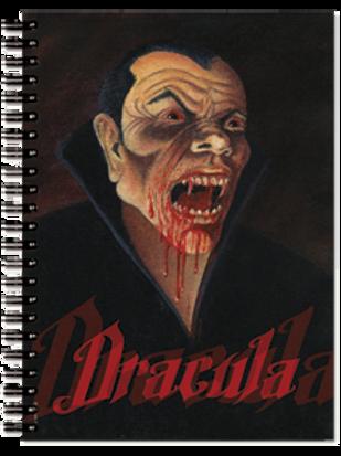 Notebook Dracula