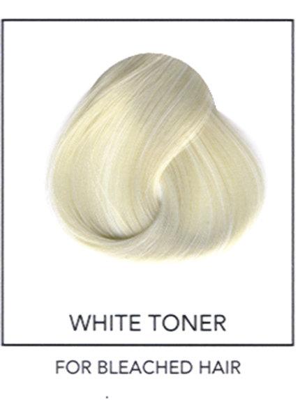Directions Semi Permanent Hair Dye (White Toner)
