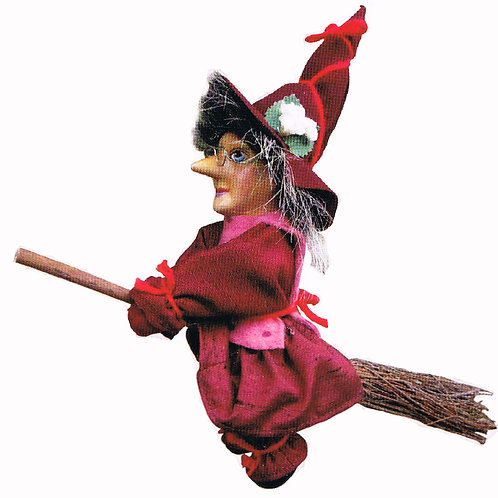Pendle Witch Lotti Red