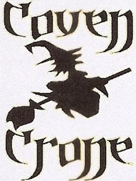 PWD 42 Coven Crone Window Sticker