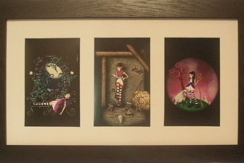 Framed Snugbat Prints