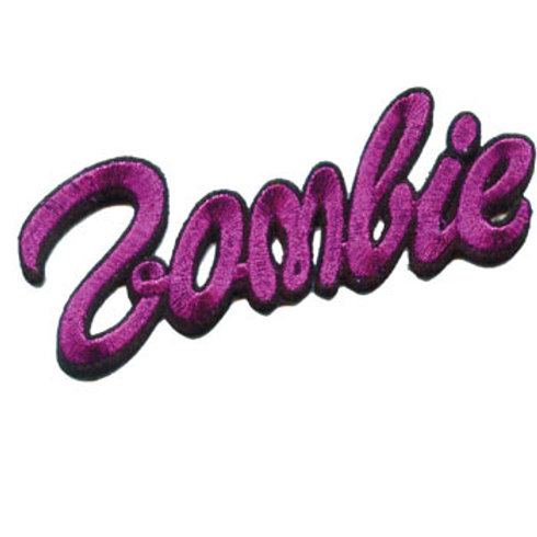 Zombarb Zombie Patch