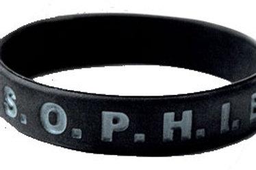 S.O.P.H.I.E. Wristband