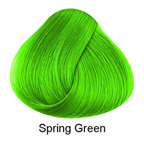 Directions Semi Permanent Hair Dye (Spring Green)