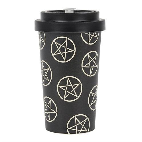 Pentagram Bamboo Eco Travel Mug