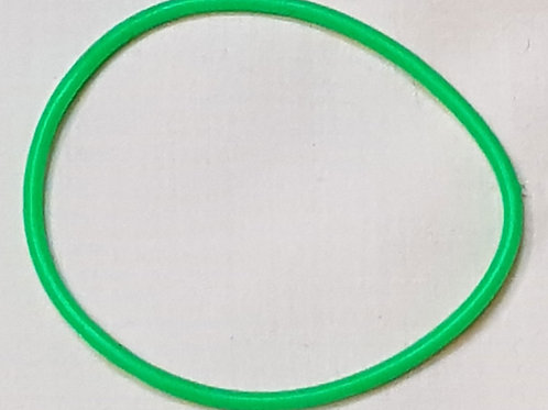 Gummy Bangle Green