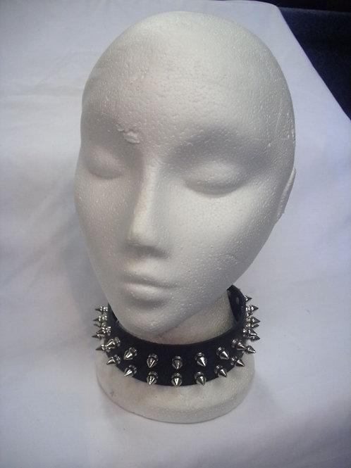 2 Row Spike Collar