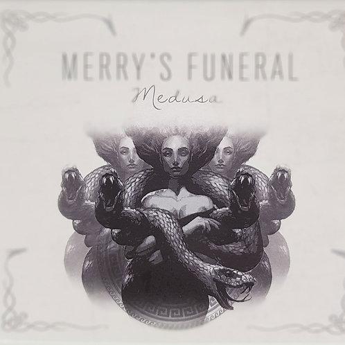 CD Merry's Funeral - Medusa