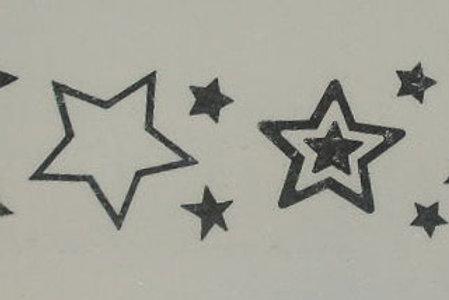 Stars Armband Tattoo