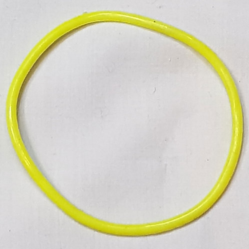 Gummy Bangle Yellow