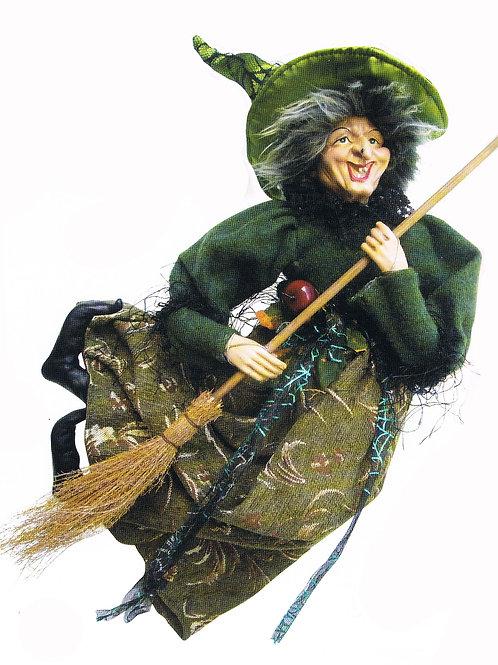 Pendle Witch Edwina 50cm Green